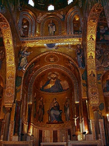 パラティーナ礼拝堂(Cappella ...